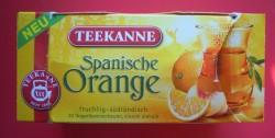 Produktbild zu Teekanne Spanische Orange Früchtetee