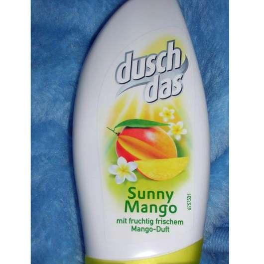 duschdas Sunny Mango Duschgel