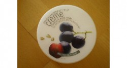 Produktbild zu Dresdner Essenz Wellness Körpercreme Blaue Traube