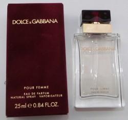 Produktbild zu Dolce & Gabbana Pour Femme Eau de Parfum