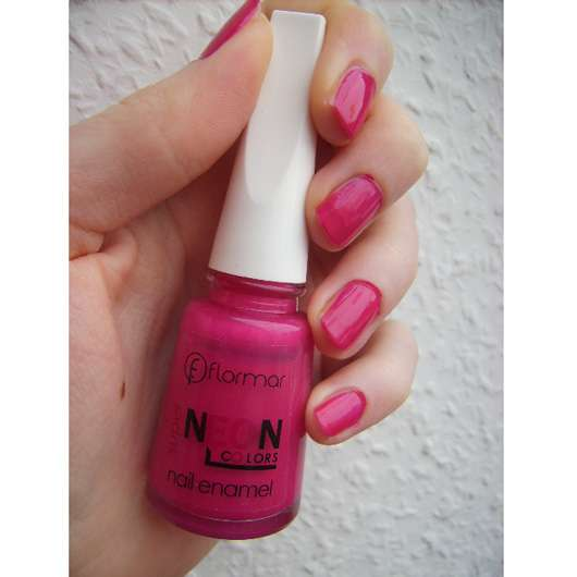 <strong>Flormar</strong> Super Neon Colors Nail Enamel - Farbe: N005