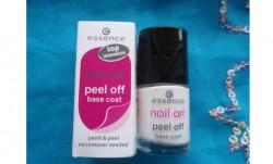 Produktbild zu essence nail art peel off base coat
