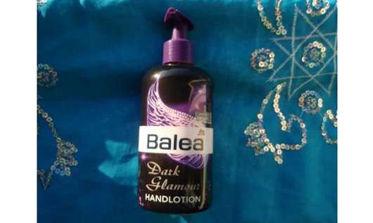 Balea Dark Glamour Handlotion (LE)