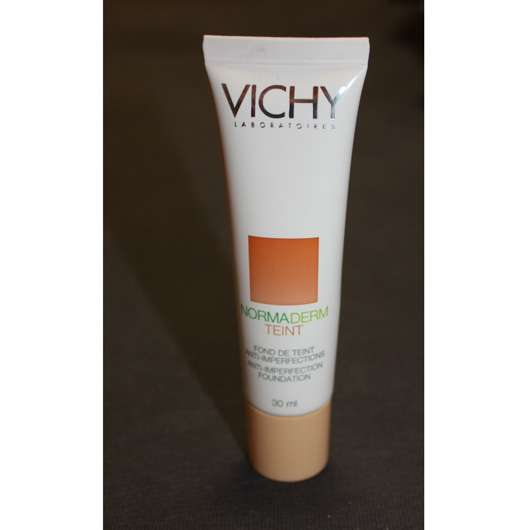 VICHY NORMADERM TEINT Anti-Imperfection Foundation, Nuance: Opal