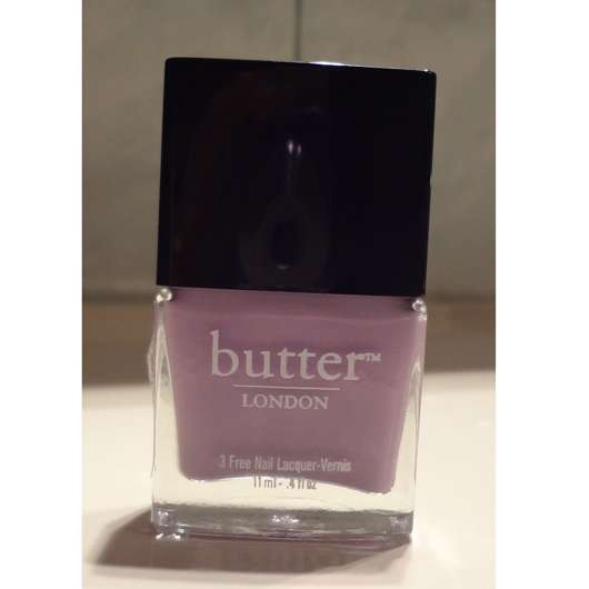 <strong>butter LONDON</strong> 3 Free Nail Lacquer-Vernis - Farbe: Molly Coddled (LE)
