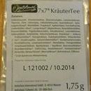 P. Jentschura 7×7 Kräutertee