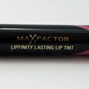 Max Factor Lipfinity Lasting Lip Tint, Farbe: 05 Marshmallow