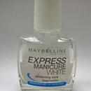 Maybelline Jade Express Manicure White Nagelweißer