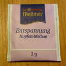 Meßmer Entspannungs Kräutertee Hopfen-Melisse