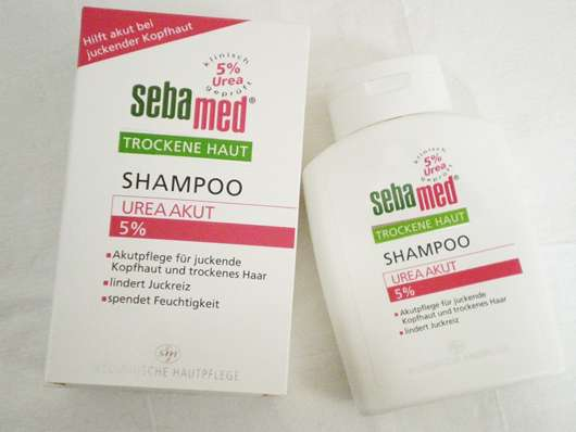 test shampoo sebamed trockene haut shampoo urea akut 5. Black Bedroom Furniture Sets. Home Design Ideas