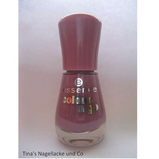 essence colour & go nail polish, Farbe: 130 what's my name?