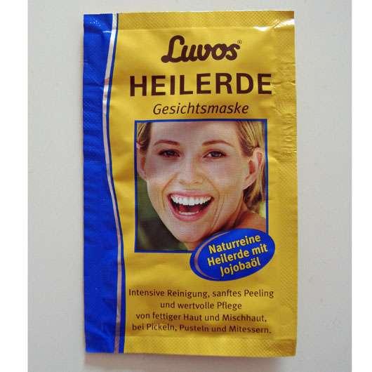 <strong>Luvos</strong> Heilerde Gesichtsmaske