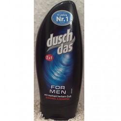 Produktbild zu duschdas For Men 2in1 Duschgel & Shampoo