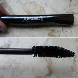 Produktbild zu p2 cosmetics 5-D star mascara – Farbe: 010 black star