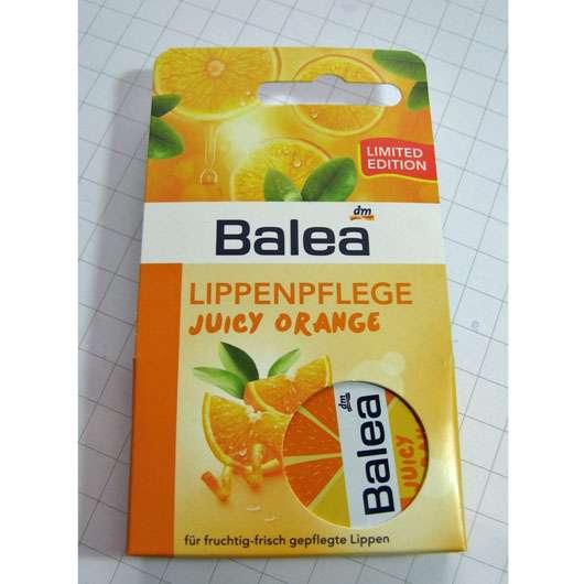Balea Lippenpflege Juicy Orange (LE)