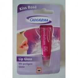 Produktbild zu CV CadeaVera Lippenbalsam Lip Gloss Kiss Rosé