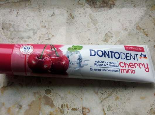 Dontodent Cherry Mint Zahncreme (LE)