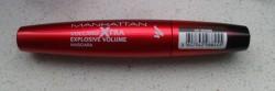 Produktbild zu MANHATTAN Volcano Xtra Explosive Volume Mascara – Farbe: Brown