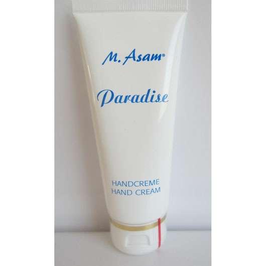 M. Asam Paradise Hand Cream