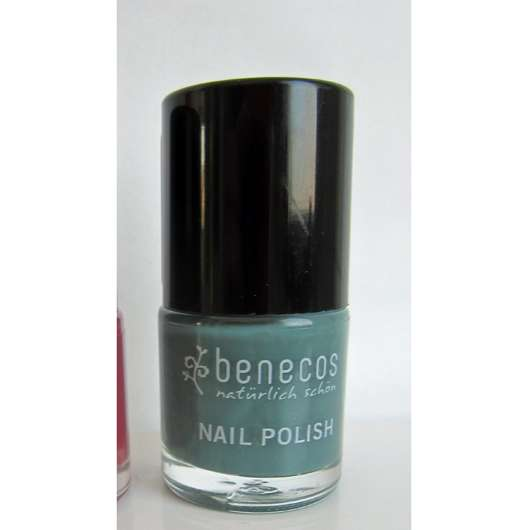 benecos Nail Polish, Farbe: Pepper Green