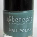 benecos Nail Polish, Farbe: Pepper Green