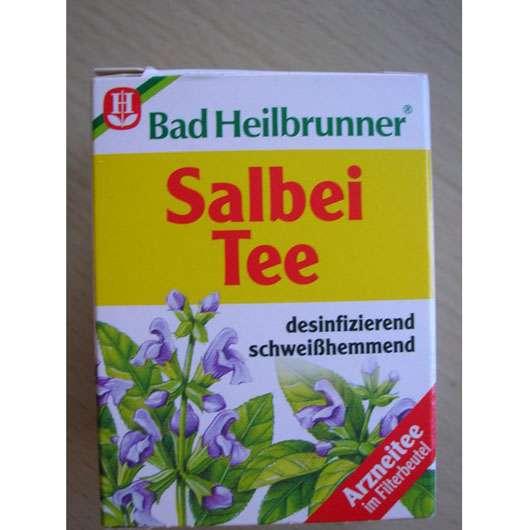 Bad Heilbrunner Salbei Tee