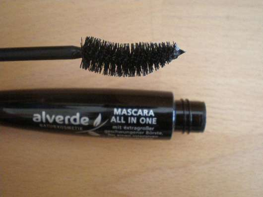 alverde All In One Mascara