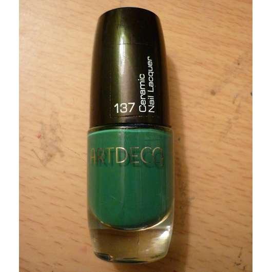 Artdeco Ceramic Nail Lacquer, Farbe: 137