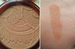 Produktbild zu ARTDECO Bronzing Powder Compact – Farbe: 02 tribal bronzing (LE)