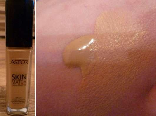 ASTOR Skin Match Fusion Make Up, Nuance: 100 Ivory
