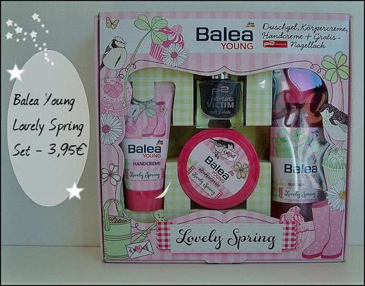 <strong>Balea Young</strong> Lovely Spring Set (LE)
