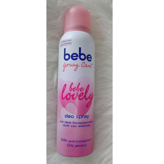 "bebe Young Care feel good feel fresh ""bebe lovely"" Deo Spray"