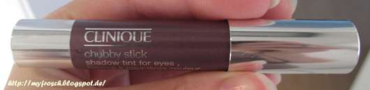 Clinique chubby stick shadow tint for eyes, Farbe: 11 portly plum (LE)