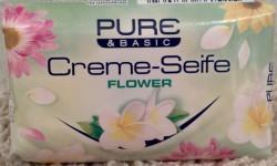 Produktbild zu Pure & Basic Creme-Seife Flower