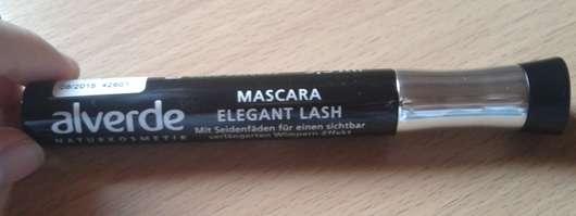 alverde Mascara Elegant Lash