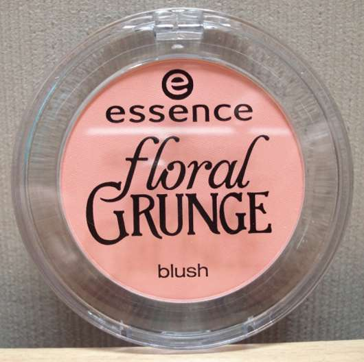 essence floral grunge blush, Farbe: 01 be flowerful (LE)