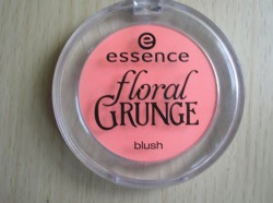 Produktbild zu essence floral grunge blush – Farbe: 01 be flowerful (LE)