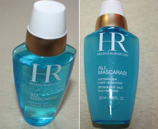 Helena Rubinstein All Mascaras! Complete Eye Make-up Remover