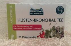 Produktbild zu St.Andreas Husten-Bronchial Tee