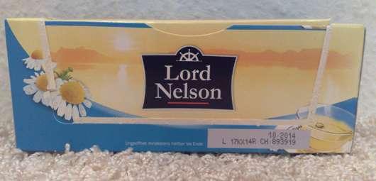 Lord Nelson Kamillentee