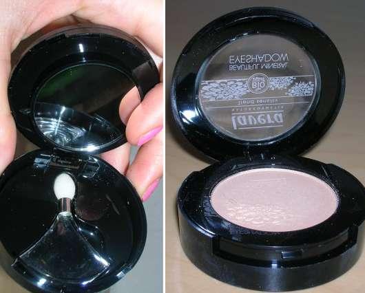 lavera Beautiful Mineral Eyeshadow, Farbe: 11 Golden Bay (LE)
