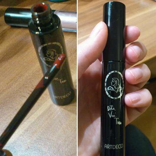Artdeco Dita Von Teese Lip Lacquer, Farbe: Chinois