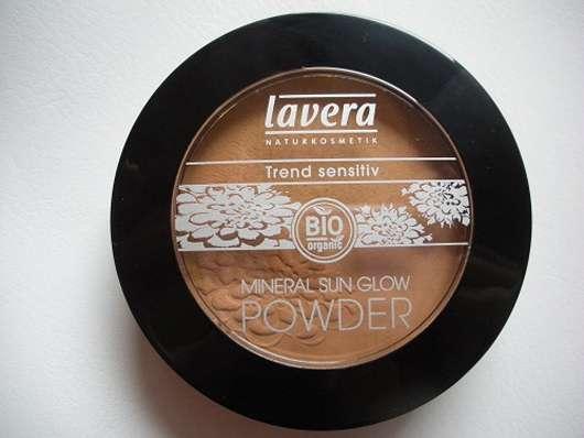lavera Trend sensitiv Mineral Sun Glow Powder, Farbe: 03 Sun Touched
