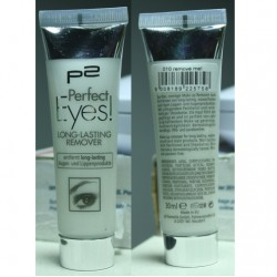 Produktbild zu p2 cosmetics perfect eyes! long-lasting remover