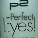 p2 perfect eyes! long-lasting remover