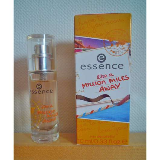 essence Like A Million Miles Away Eau de Toilette