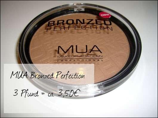 MUA Makeup Acadamy Bronzed Perfection