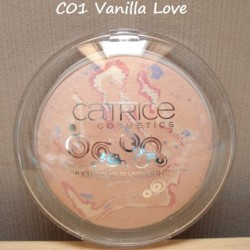 Produktbild zu Catrice Multi Colour Highlighter – Farbe: C01 Vanilla Love (Candy Shock LE)