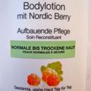 Neutrogena Norwegische Formel Bodylotion mit Nordic Berry