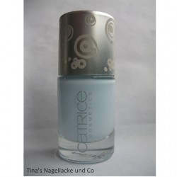Produktbild zu Catrice Soft Nail Lacquer – Farbe: C02 Play It Blue (Candy Shock LE)